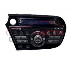 Радио CD Honda Insight 1.3 Hybrid 88 конски сили 39100-TM8-G01