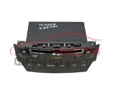 Радио CD Lexus IS220  86120-53630 2009 г