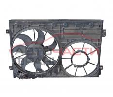 Перка охлаждане воден радиатор Skoda Octavia 2.0 TDI 140 конски сили