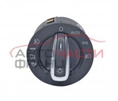 Ключ светлини Audi A6 Allroad 2.7 TDI  4F1941531E 2009 г