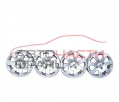 Алуминиеви джанти 15 цола Peugeot 307, 1.6 HDI 90 конски сили