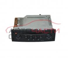 Радио CD Renault Scenic II 1.9 DCI 120 конски сили 8200300858 2004 г