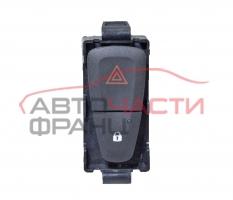 Бутон аварийни светлини Renault Megane III 1.5 DCI 110 конски сили