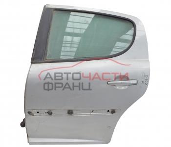 Задна лява врата Peugeot 207 1.6 HDI 109 конски сили