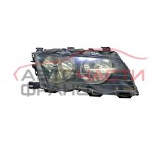 десен фар електрически BMW E46 2.0 D 150 конски сили