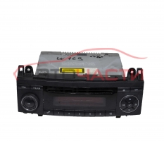 Радио CD Mercedes A-Class W169 2.0 CDI 136 конски сили A1698200086
