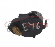 Моторче клапи климатик парно BMW E46 2.0 D 136  конски сили