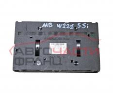SAM модул Mercedes S class W221 5.5 i 388 конски сили A2215408301