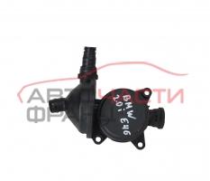 Клапан картерна вентилация BMW E46 2.0 I143 конски сили 7503519