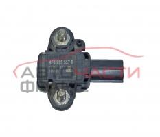 Airbag сензор Audi A6 Allroad 2.7 TDI 4F0955557B 2009г