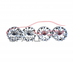 Алуминиеви джанти 17 цола Citroen C4, 1.6 HDI 109 конски сили