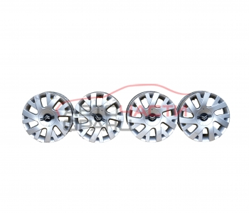 Алуминиеви джанти 17 цола Citroen C4 1.6 HDI 109 конски сили