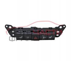 Бутон аварийни свветлини Jeep Compass 2.0 CRD 140 конски сили 0638 12862375D