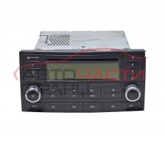 Радио CD VW Touareg 3.0 TDI  7L6 035 195B