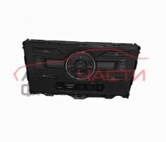 Панел климатроник Toyota Auris 1.6 VVT-i 124 конски сили 55900-02220-B