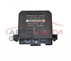 Модул задна лява врата Mercedes C class W203 2.2 CDI 150 конски сили 2038206526