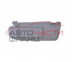 Ляв сенник Mercedes ML W163 2.7 CDI 163 конски сили
