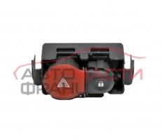Бутон аварийни светлини Renault Modus 1.2 бензин 65 конски сили 8200214896A