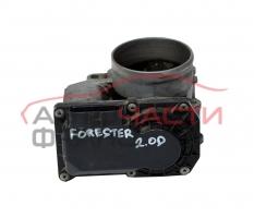 Дросел Subaru Forester 2.0 D 147 конски сили 16112AA260 2009г