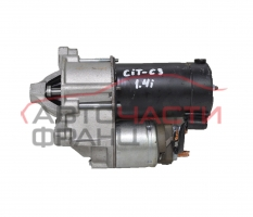 Стартер Citroen C3 1.4 бензин 73 конски сили D6RA37