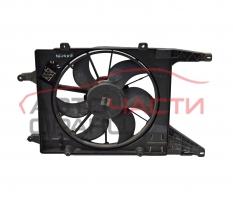 Перка охлаждане воден радиатор Renault Megane I 1.9 DCI 102 конски сили 824.0257
