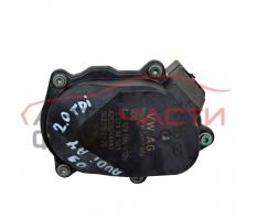 Моторче вихрови клапи Audi A4 2.0 TDI 170 конски сили 03L129086V