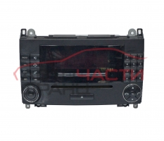 Радио CD Mercedes B Class W245 2.0 CDI  A1698700689
