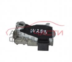 Моторче заключване кормилен прът Mercedes C class W203, 2.2 CDI 136 конски сили A2034620630