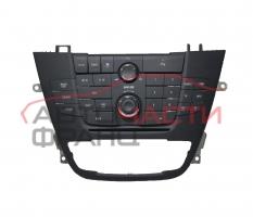 Панел управление навигация Opel Insignia 2.0 CDTI 195 конски сили 20997887