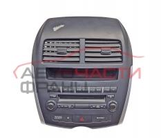 Панел радио CD Mitsubishi ASX 1.8 DI-D 150 конски сили
