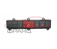 Бутон аварийни светлини Fiat Ducato 2.3 D 120 конски сили 7354213580