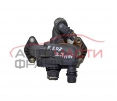 Термостатно тяло Peugeot 607 2.7 HDI 204 конски сили 4U3Q8A586