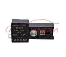 Airbag сензор Peugeot 1007 1.4 HDI 68 конски сили 1400576280