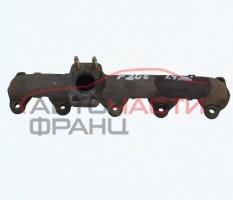 Изпускателен колектор за Peugeot 206, 1.4 HDI, 68 к.с., хечбек
