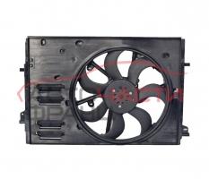Перка охлаждане воден радиатор Nissan Qashqai 2.0 i 141 конски сили T87039B04