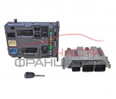 Компютър запалване Citroen DS3 1.6 THP 156 конски сили 9666325680