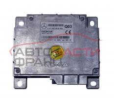 Модул телефон Mercedes E class W211 2.7 CDI 177 конски сили A2118205885
