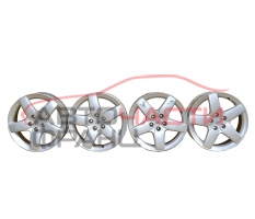 Алуминиеви джанти 17 цола Peugeot 407, 2.0 HDI