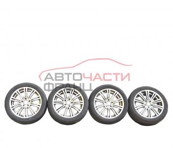 Алуминиеви джанти 17 цола Audi A3 2.0 TDI 140 конски сили