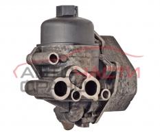 Корпус маслен филтър Peugeot Boxer 2.2 HDI 101 конски сили 6C10-6B624-AC
