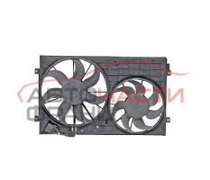 Перка охлаждане воден радиатор климатик Audi A3 1.6 FSI 115 конски сили