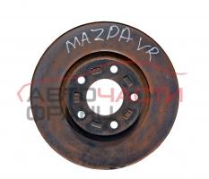 Преден спирачен диск Mazda 3 2.0 i 150 конски сили