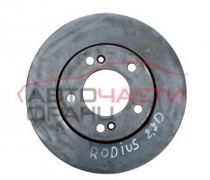 Преден спирачен диск SsangYong Rodius 2.7 Xdi 163 конски сили
