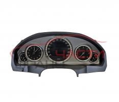 Километражно табло Mercedes E class C207 3.0 CDI 231 конски сили A2125409547ZGS001