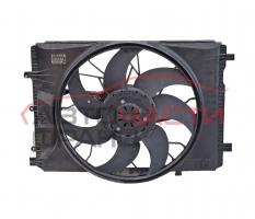 Перка охлаждане воден радиатор Mercedes E class C207 3.0 CDI 231 конски сили A2045000293