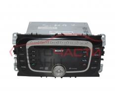 Радио CD Ford S-Max 2.0 TDCI 130 конски сили VP6M2F-18C821-FD