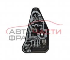 Платка ляв стоп BMW X3 E83 3.0 D 204 конски сили 63.21-3418439