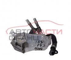 Маслен охладител BMW E91 3.0 бензин 306 конски сили 7536929-04