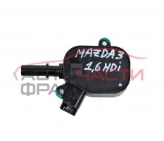 Датчик налагане горивен филтър mazda 3 1.6 DI 109 конски сили