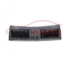Бутон аварийни светлини Mercedes CLK W209 2.7 CDI 170 конски сили